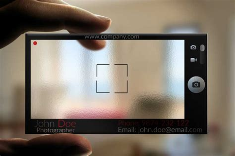 card templates for photographers 2014 transparent photographer business card by borcemarkoski on