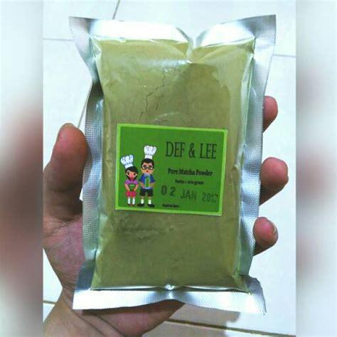 Jual Teh Hijau jual matcha greentea powder bubuk teh hijau made in