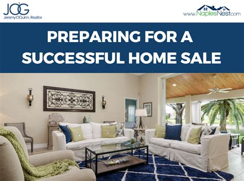 how to prepare your home for a successful sale