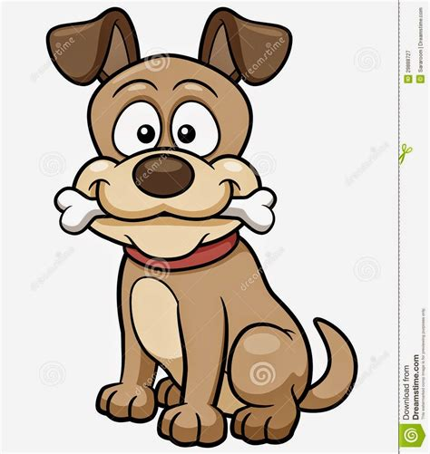 animated dogs puppy bone breeds picture