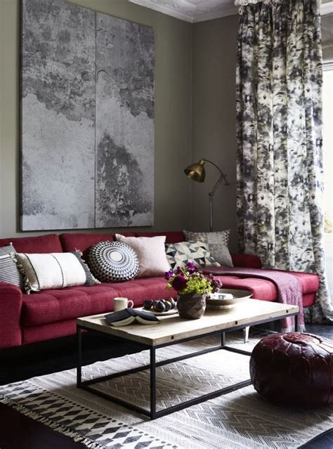 red couch living room 17 best ideas about red sofa on pinterest red couches