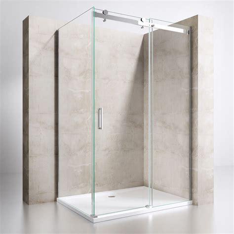 eingangstüren kunststoff glas fishzero dusche aus glas oder kunststoff