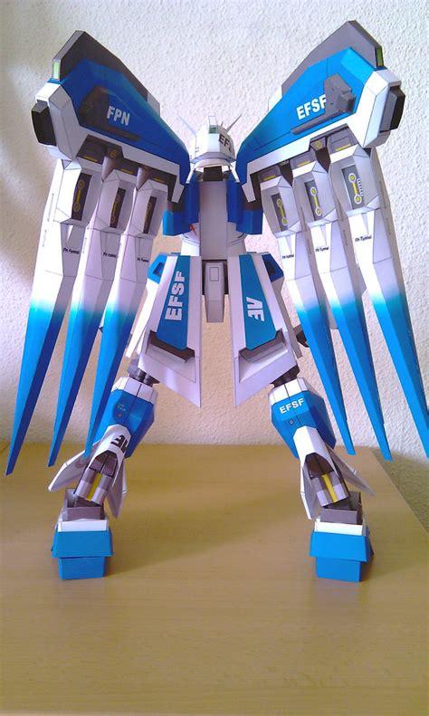 Sd Gundam Rx 93 Hi V Recoulor Papercraft gundam rx 93 2 hi nu v2 e by destro2k on deviantart