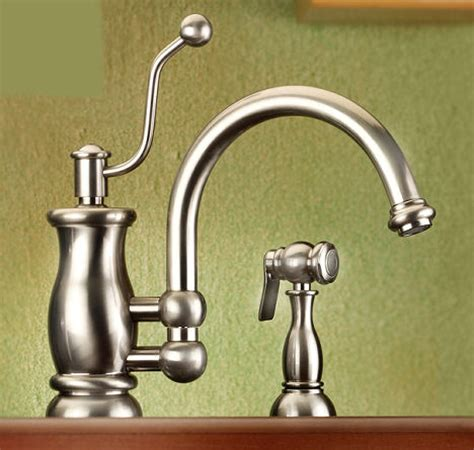 The All Trendy And Kitchen Faucet Styles 2018