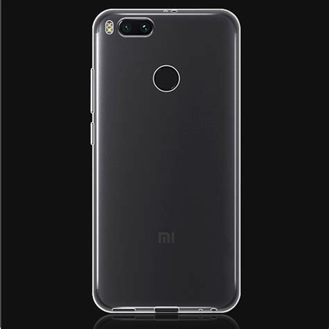 Soft Xiaomi Mi5x bakeey ultra thin transparent soft tpu protective for