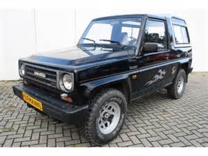 Daihatsu Rocky Diesel 1986 Daihatsu Rocky For Sale Classic Cars For Sale Uk