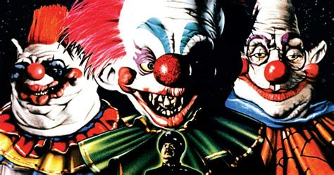 killer klowns killer klowns from outer space tv show happening with