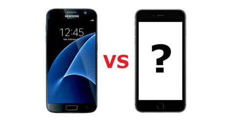 Samsung S7 Vs Iphone 7 samsung galaxy s7 vs iphone 7 who will win the trophy