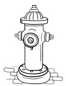 printable fire hydrant coloring free pdf download http coloringcafe coloring