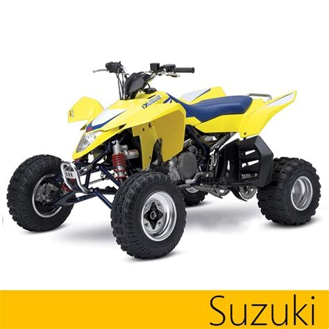 West Suzuki West Suzuki Ltr450 Splash N Dirt Distribution Canada