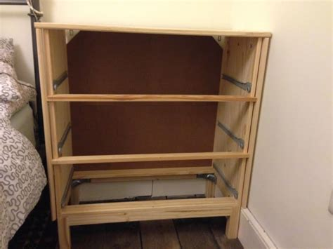 adding legs to malm dresser adding legs to malm furniture refurb adding legs to a