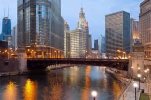 Chicago To Illinois Usa Tourist Destinations