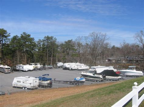 buford dam road boat storage holiday boat and rv storage on lake lanier