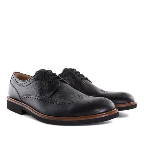 die oxford shoes oxford shoes in black leather alonai 179 90