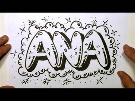 imagenes que digan ana graffiti con el nombre de ana imagui