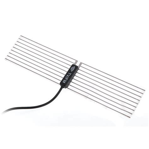 brand new auto car dvb t digital tv antenna aerial replacement black pvc portable in gps