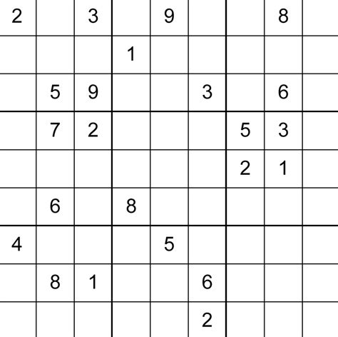 printable sudoku crossword puzzles printable puzzles portfolio categories puzzle baron