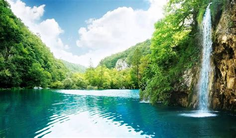 imagenes bonitas de un paisaje imagenes de cascadas imagenes de paisajes naturales hermosos