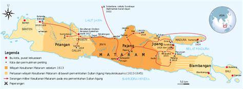 jagoan banten peta kekuasaan wilayah kerajaan