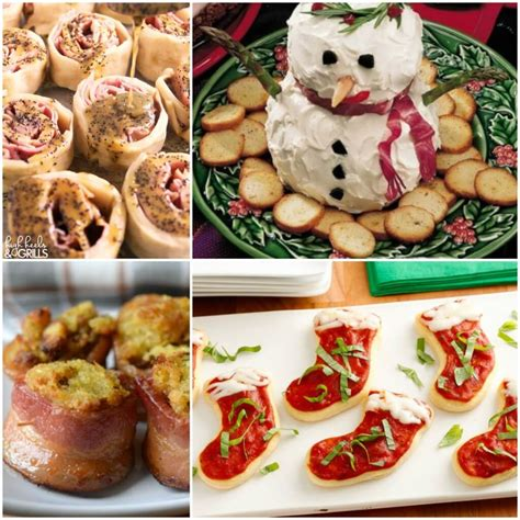 christmas appetizers easy 20 simple christmas party appetizers