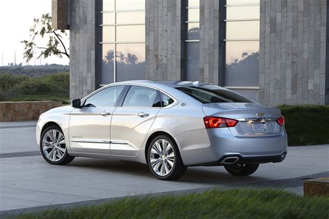 chevy impala 2016 chevy impala price grows slightly gm authority