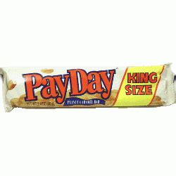 payday candy bar king size candy bars hershey