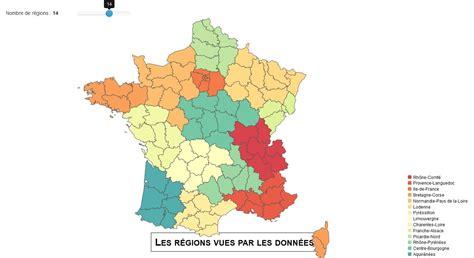 la carte et le 2081365456 regionator la carte de france dessin 233 e par les trajets quotidiens l interconnexion n est plus