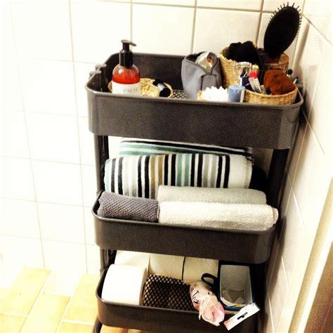 raskog cart ideas r 229 skog cart from ikea my new bathroom pinterest