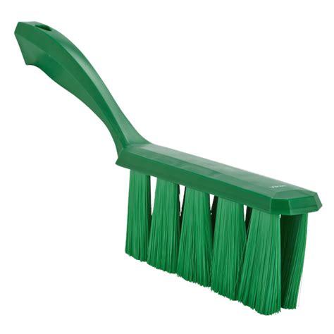 bench brush vikan 45812 ust bench brush 330 mm green vikanspecialist