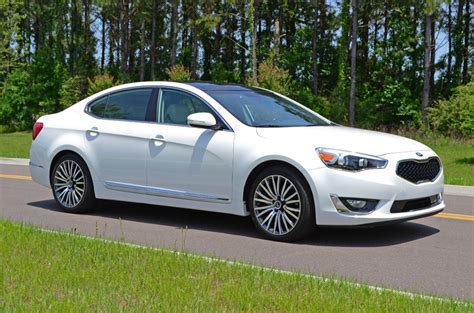 2014 Kia Cadenza Premium Review 2014 Kia Cadenza Premium Review Test Drive