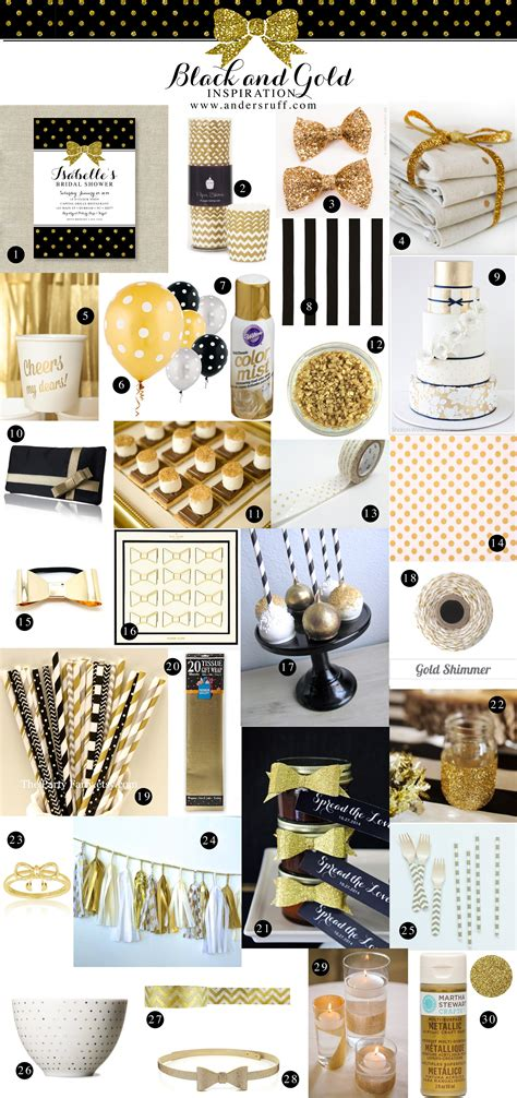 gold themes party black gold party theme theme ideas how to organize