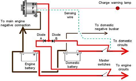 alternator diodes diagram batteries buggered page 2