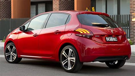 peugeot 20o8 2016 peugeot 208 active review road test carsguide