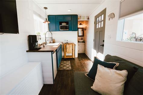 container home interior light filled shipping container house cost just 36k to