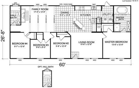 House Plans 6 Bedrooms floor plans for standard floor plan i would make a few