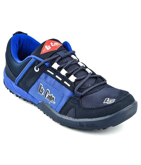 leecooper sports shoes cooper sports navy sport shoes price in india buy