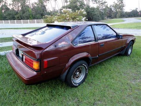 1985 Toyota Celica Supra Buy Used 1985 Toyota Celica Supra Mkii Mk2 2 8l N A Ma67