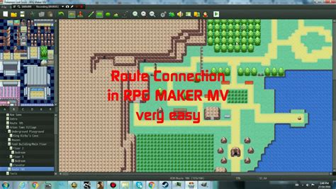 tutorial construct 2 rpg rpg maker mv tutorial how to make map connections like