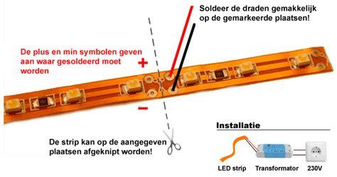 led len dimmen beautiful led verlichting aansluiten ideas trend ideas