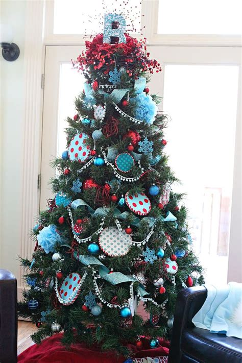 seuss christmas tree christmas pinterest