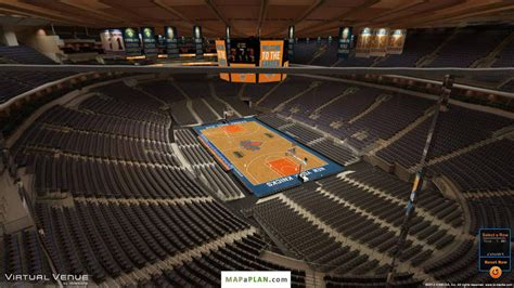 madison square garden madison square garden seating chart detailed seat