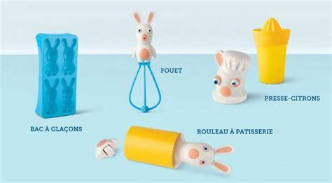 cuisine mcdonald jouet jouet mc donald s meal lapins cr 233 tins en cuisine