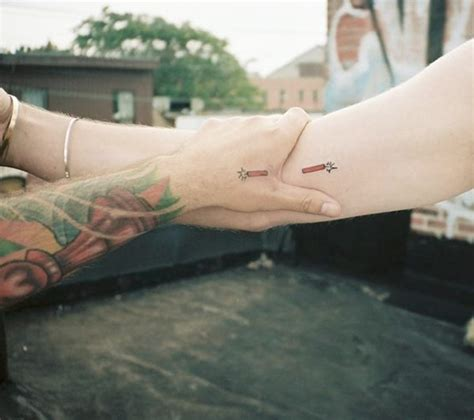 perfect tattoo for couples 110 wonderful pictures of tattoos for couples that will