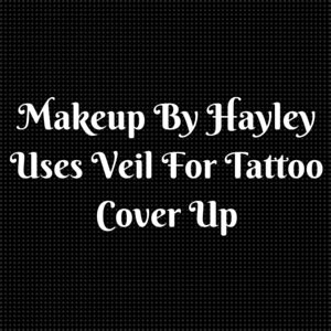 tattoo cover up veil cover up
