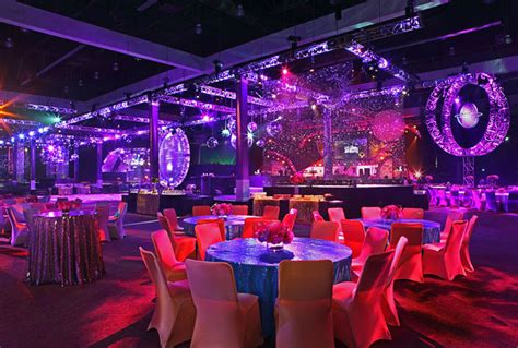 Wonderful Entertainment Ideas For Company Christmas Party #3: Disco-Themed-1970s-Decorations-School-Ball.jpg