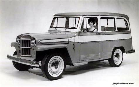 1950 Jeep Willys Wagon 1950 Willys Wagon Information And Photos Momentcar