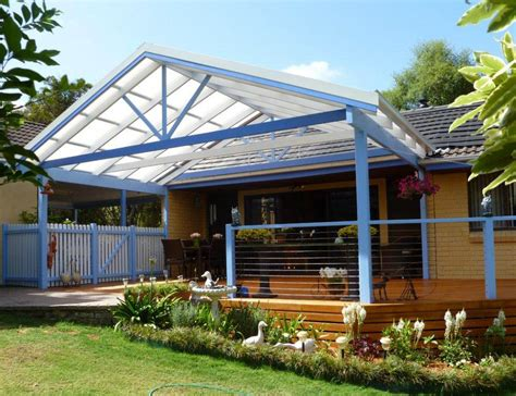 Top 20 Pergola Designs Plus Their Costs Diy Home Gable Roof Pergola