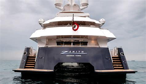yacht zenith superyacht zenith docks in victoria