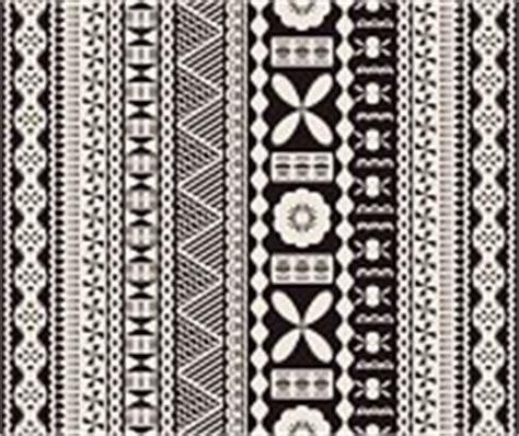 fijian pattern meaning fijian tapa pattern vector art getty images