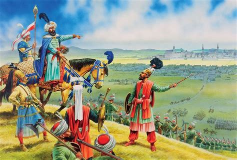 On 14 July 1683 The Ottoman Turks Arrived Before The Ottoman Empire Turks